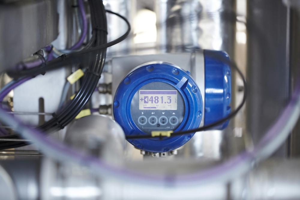 Industrial equipment instrument
